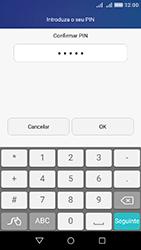 Huawei Y6 - Segurança - Como ativar o código de bloqueio do ecrã -  9