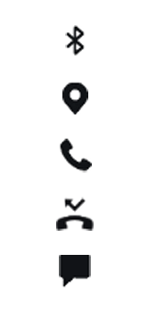 Samsung Galaxy S10 - Funções básicas - Explicação dos ícones - Etapa 13