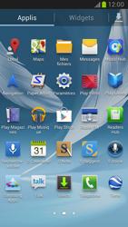 Samsung Galaxy Note 2 - Sécuriser votre mobile - Personnaliser le code PIN de votre carte SIM - Étape 3