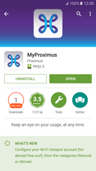 Samsung Galaxy S6 - Android M - Applications - MyProximus - Step 8