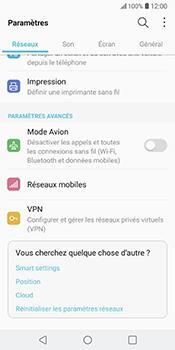LG V30 - Internet - Utilisation à l