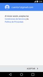 LG G5 - E-mail - Configurar Gmail - Paso 13