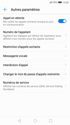 Huawei P10 - Android Oreo - Messagerie vocale - configuration manuelle - Étape 7