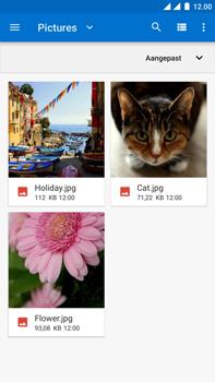 OnePlus 3 - Android Oreo - MMS - afbeeldingen verzenden - Stap 14