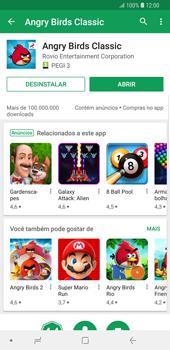 Samsung Galaxy S9 Plus - Aplicativos - Como baixar aplicativos - Etapa 16