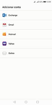 Huawei Y6 (2018) - Email - Configurar a conta de Email -  5