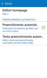Samsung Galaxy Core II - Internet no telemóvel - Como configurar ligação à internet -  22