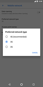 Nokia 7 Plus - Network - Enable 4G/LTE - Step 7