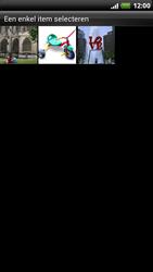 HTC Z715e Sensation XE - OS 4 ICS - E-mail - hoe te versturen - Stap 13