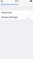 Apple iPhone SE - iOS 12 - Internet - Désactiver du roaming de données - Étape 6