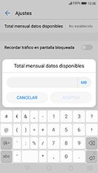 Huawei P10 Lite - Internet - Ver uso de datos - Paso 6
