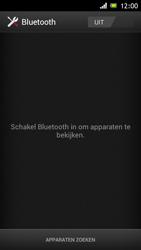 Sony ST26i Xperia J - Bluetooth - koppelen met ander apparaat - Stap 7