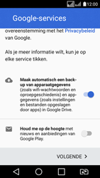 LG K4 (2017) (M160) - Applicaties - Account aanmaken - Stap 16