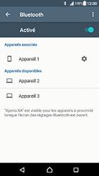 Sony Xperia XA - Android Nougat - WiFi et Bluetooth - Jumeler votre téléphone avec un accessoire bluetooth - Étape 8