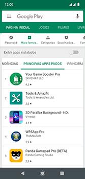 Motorola Moto G7 - Aplicativos - Como baixar aplicativos - Etapa 9