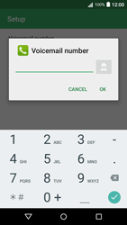 Acer Liquid Z530 - Voicemail - Manual configuration - Step 10