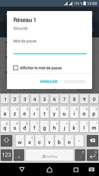 Sony Xperia L1 - Internet et connexion - Accéder au réseau Wi-Fi - Étape 7