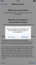 Apple iPhone 6 - Applicaties - Account instellen - Stap 12