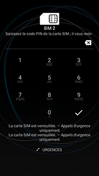 Sony Xperia L1 - Mms - Configuration manuelle - Étape 22