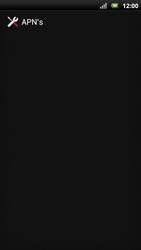 Sony Ericsson Xperia Neo met OS 4 ICS - Internet - Handmatig instellen - Stap 15