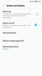 Samsung Galaxy S6 Edge (G925F) - Android Nougat - Buitenland - Internet in het buitenland - Stap 7