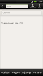 HTC Z520e One S - E-mail - E-mail versturen - Stap 5