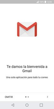 LG Q6 - E-mail - Configurar Gmail - Paso 4