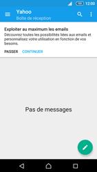 Sony Sony Xperia Z5 (E6653) - E-mail - Configuration manuelle (yahoo) - Étape 13