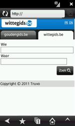Samsung B7610 Omnia Qwerty - Internet - internetten - Stap 10