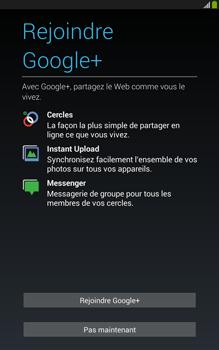Samsung Galaxy Tab 3 8 4G - Premiers pas - Créer un compte - Étape 21