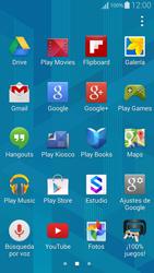 Samsung G850F Galaxy Alpha - Bluetooth - Transferir archivos a través de Bluetooth - Paso 3