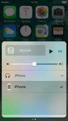 Apple iPhone SE - iOS 10 - iOS features - Bedieningspaneel - Stap 9