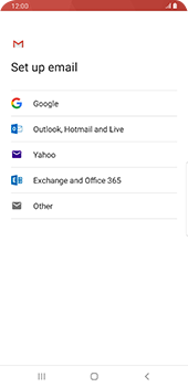 Samsung galaxy-s9-plus-android-pie - E-mail - Manual configuration (gmail) - Step 8