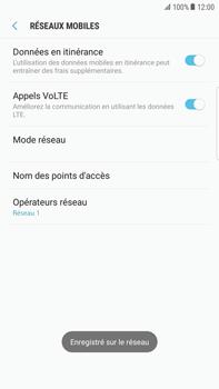 Samsung Galaxy S6 Edge+ - Android Nougat - Réseau - utilisation à l'étranger - Étape 14