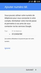HTC HTC 10 - Applications - Créer un compte - Étape 14