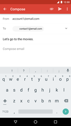 LG Google Nexus 5X - Email - Sending an email message - Step 9