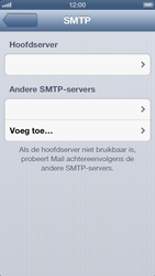 Apple iPhone 5 - E-mail - handmatig instellen - Stap 15