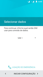Motorola Moto G (2ª Geração) - Primeiros passos - Como ativar seu aparelho - Etapa 5