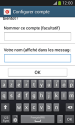 Samsung Galaxy Core Plus - E-mail - Configuration manuelle - Étape 20
