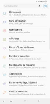 Samsung Galaxy S8 Plus - Android Oreo - MMS - Configuration manuelle - Étape 4