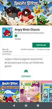 Motorola Moto G7 - Aplicativos - Como baixar aplicativos - Etapa 15