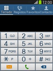 Samsung Galaxy Pocket Neo - Chamadas - Como bloquear chamadas de um número -  4