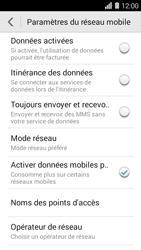 Huawei Ascend Y550 - Internet - activer ou désactiver - Étape 5