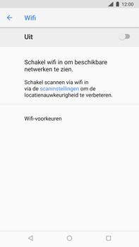 Nokia 8 Sirocco - Wi-Fi - Verbinding maken met Wi-Fi - Stap 6