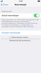 Apple iPhone 6 - iOS 12 - toestel resetten - back-up maken met jouw account - stap 15