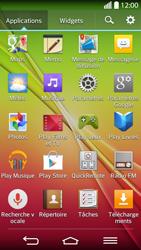 LG G2 mini LTE - Mms - Envoi d