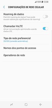 Samsung Galaxy S8 - Internet no telemóvel - Como ativar 4G -  6