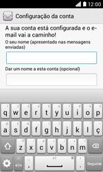 NOS LUNO - Email - Configurar a conta de Email -  19