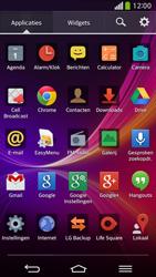 LG D955 G Flex - Internet - hoe te internetten - Stap 2