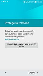 Samsung Galaxy J3 (2016) DualSim (J320) - Primeros pasos - Activar el equipo - Paso 12